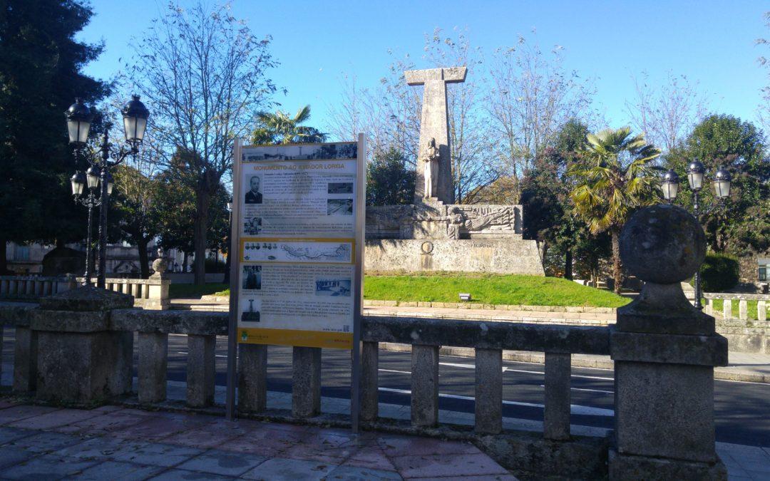 Monumento ao Aviador Loriga