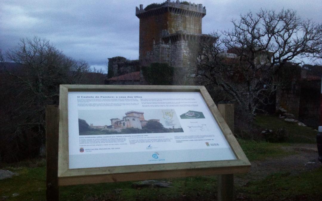 O Castelo de Pambre