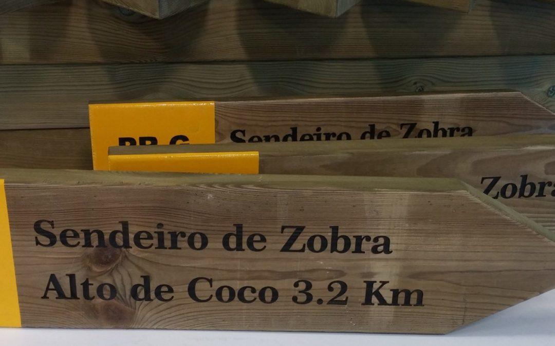 Sendeiro de Zobra